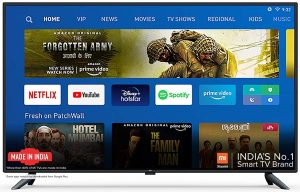 best budget smart tv in india