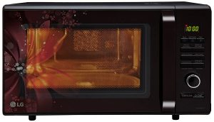 cost of microwave oven in India